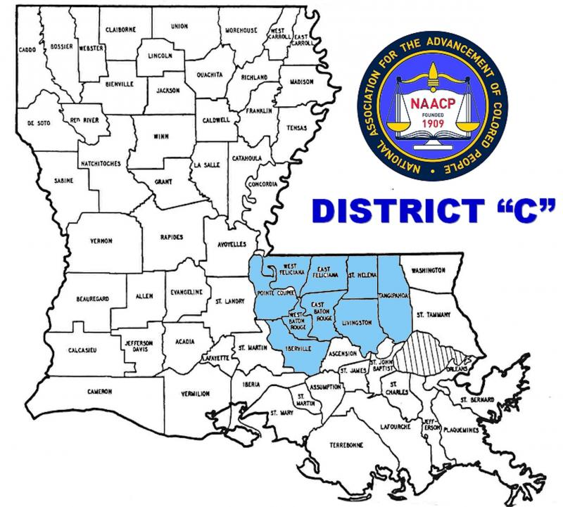 "District ""C"" Map"