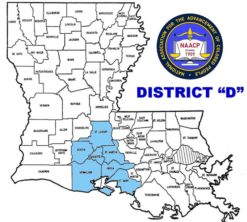 "District ""D"" Map"