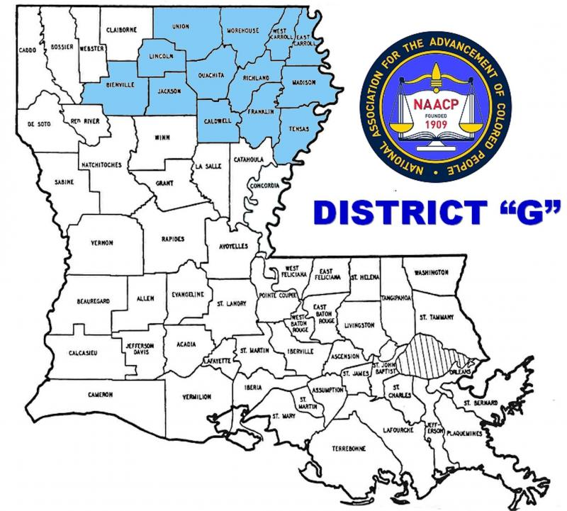 "District ""G"" Map"