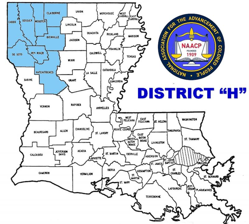 "District ""H"" Map"